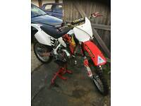 Cr 125 Super Evo 1995 Not Ktm,Husky,Kx,Tm,Rm