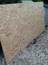 OSB2 board 11mm thick 8ft x4ft (2440 mm X 1220 mm) New unused
