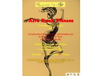 Afro Zouk Fitness with Nzinga Dance, every Tuesday in Forest Gate E7