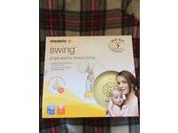 Medela Swing Electric Single Breast Pump