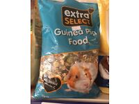 Guinea pig food - out of date