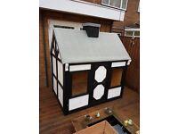 children cottage style playhouse