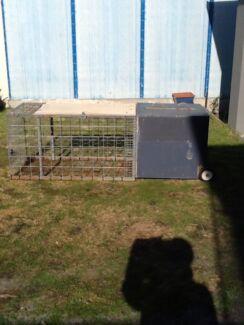 Rabbit cage  Port Sorell Latrobe Area Preview