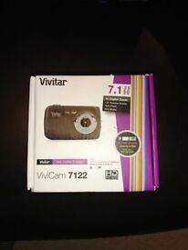 for sale vivitar vivi cam 7122 digital camera (brand new)