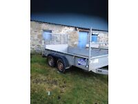 ifor Williams 10ft by 5ft trailer