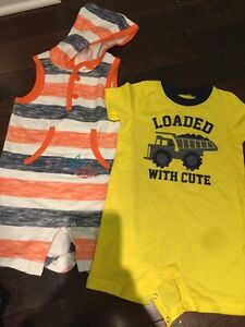 18/24 month boy summer clothes. Brand new