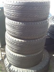 4 X Firestone Tyres 205 55 15 NEAR NEW Suit Mazda & Others Mount Barker Mount Barker Area Preview