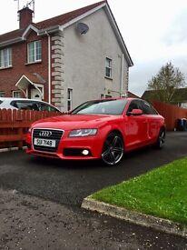 2010 Audi A4 **£30 tax per year**