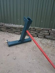 AGRI-FABS BALE SPIKE, FREE DELIVERY & 2 Yr WARRANTY NEW ITEM LOW PRICE