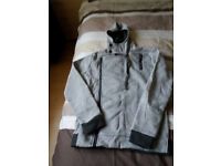 winter coat/hoodie & shoes