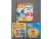 Children's twirlywoo books