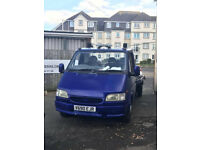 Ford Transit MK5 Recovery