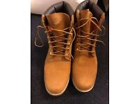Timberland classic man boost size 7 1/2