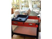 Travel Cot - Graco