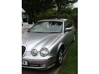 Jaguar s type,3.0L Auto,1999