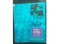 Children, Teenagers and Health - The Key Data - Very good condition