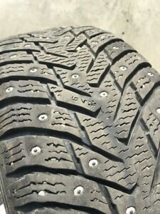 Nokian Studded Winter Tires