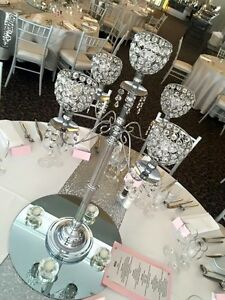 Candelabra Centrepieces for Hire Coogee Cockburn Area Preview