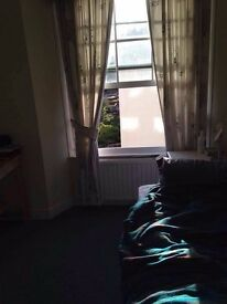 Single bedroom in a two-bed flat, located at the triangle, close to university and park street