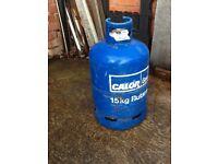 Brand new FULL 15kg butane gas bottle LPG