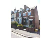 Hunters Bar 3 bed end terrace, furnished, ideal for Uni/Hospitals/Ecclesall Rd/bars/etc
