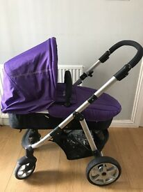 Mee-Go 3n1 travel system.