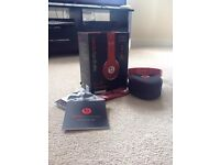 Dr dre beats solo 2 red