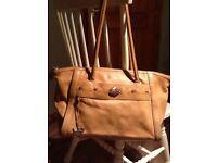 Tan Radley bag