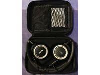 AKG Headphones and case