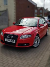Audi A4 Special Edition TFSI S-Line
