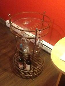 Bartenders Table