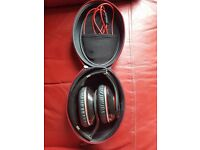 Beats By Dre Studio Over-Ear Headphones (Noise Cancelling) w/ Carry Case
