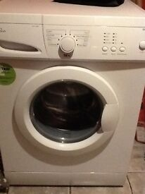 Washing machine 1200 spin speed £60