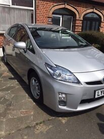 PCO TOYOTA PRIUS Uber ready available now for rent for £130