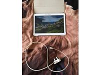 Samsung Galaxy Note 10.1 32GB White Tablet