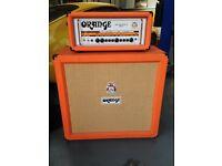 Orange Rockerverb MKII 50 & Orange 4x12