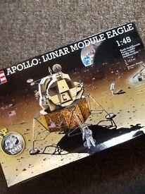 Revel Apollo lunar module model kit