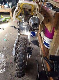 Cw 140 recent rebuild quick bike
