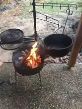 AUSSIE CAMPFIRE KITCHENS Australian Hanmade Camp cookware Atherton Tablelands Preview