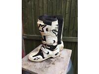 Alpinestar tech 10 mx motocross boots enduro