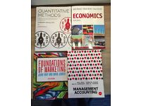 Student books (Business management year 1) UEA