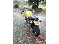 Ducati Monster M600 - FANTASTIC CONDITION, LOW MILES, not cbr, gsxr, ninja, r6)
