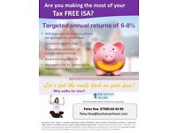 Happy With Your Current ISA Performance NO? Get 6-8% Targeted Annual Returns - Why Settle For Less?