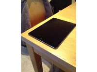 Apple iPad Air 2 - 128 GB 4G + WiFi (a1567) - Space Grey - iCloud locked