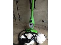 Upright Steam Cleaner - ideal for floors
