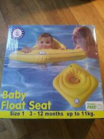 Baby Float Seat, 3 - 12 months, up to 11kg
