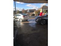 Hand car wash for sale in crowland peterbrough