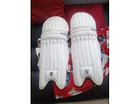 Mens BS cricket pads