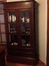 Rustic Display Cabinet Bertram Kwinana Area Preview