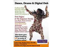 Dance, Drums & Digital Dub